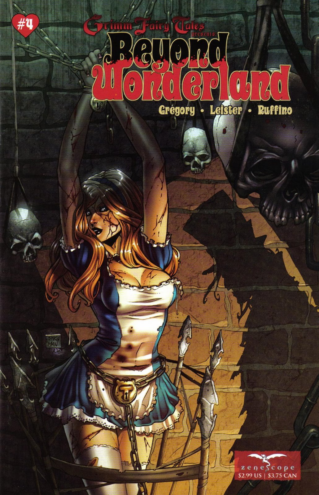 Grimm Fairy Tales | Free Comic Downloads